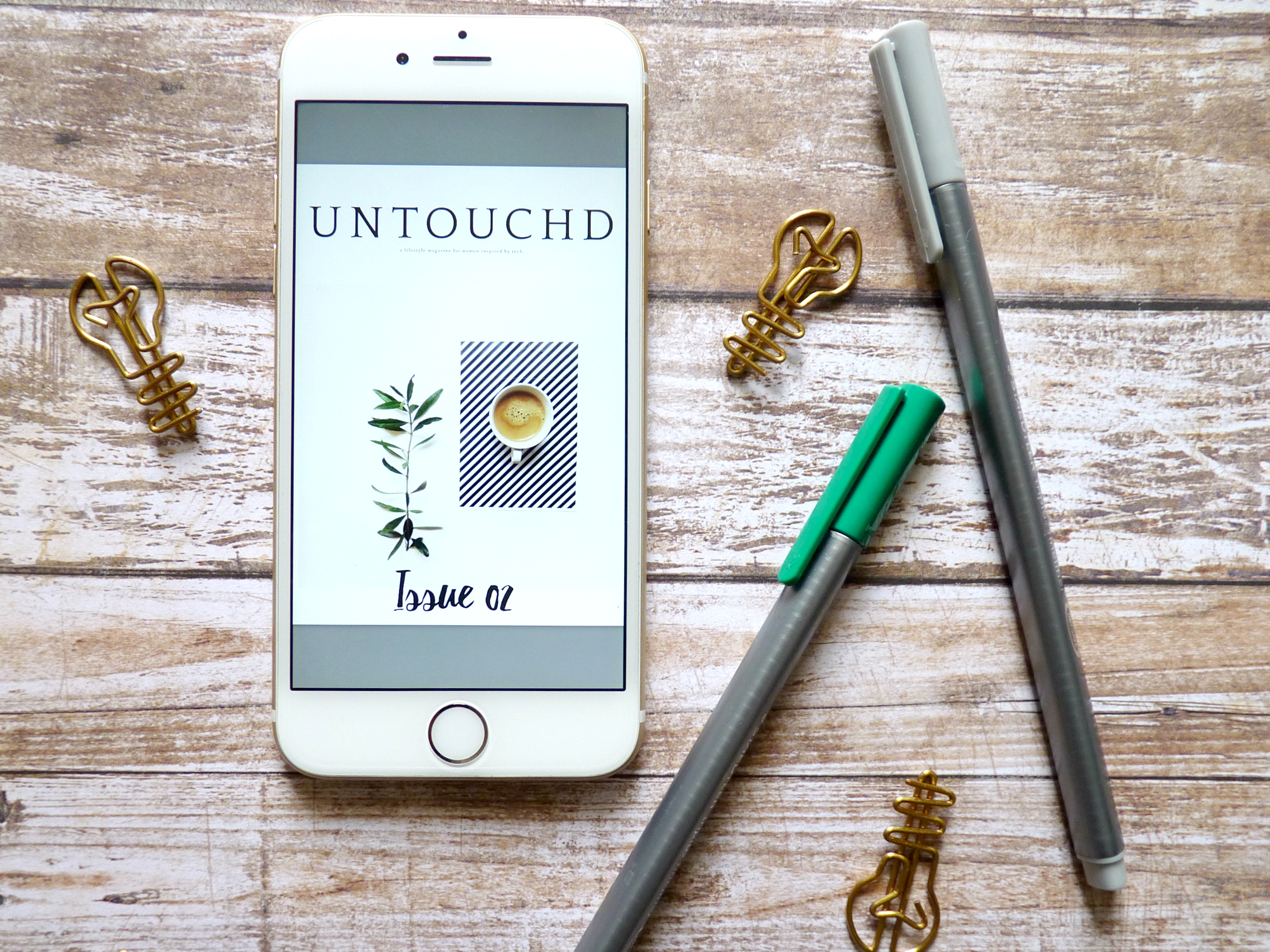 Untouchd magazine article perfectionism and learning to code